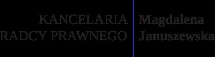 Radca Prawny Magdalena Januszewska